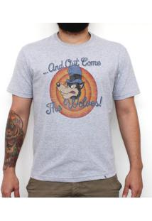 And Out Come The Wolves - Camiseta Clássica Masculina