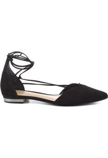 Sapatilha Lace Up Black | Schutz