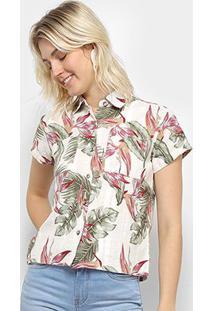 Camisa Rip Curl Loloma Feminina - Feminino
