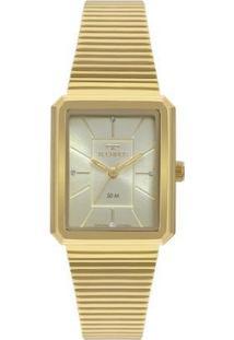 Relógio Technos Trend Feminino - Feminino-Dourado