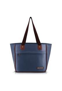 Bolsa Jacki Design Essencial Iii Azul Marinho