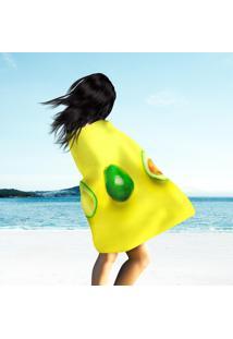 Toalha De Praia / Banho Organic
