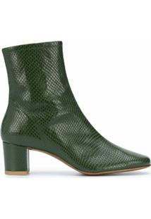 By Far Ankle Boot Sofia - Verde