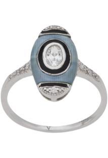 V Jewellery Anel Chanin - Prateado