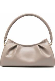 Elleme Dimple Shoulder Bag - Neutro