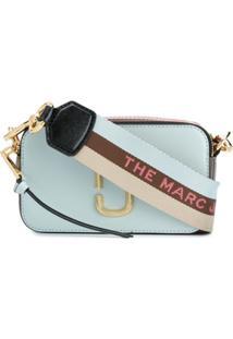 Marc Jacobs The Snapshot Bag - Azul