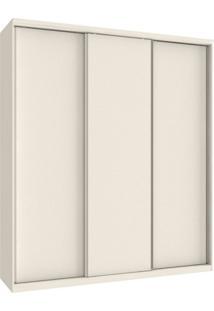 Guarda-Roupa Casal Premium 3 Pt 6 Gv Branco