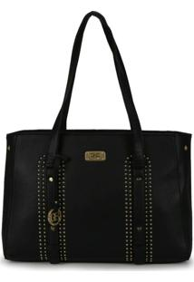 Bolsa Shopping Bag Gash Preto