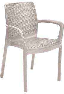 Cadeira Bali-Keter - Capuccino