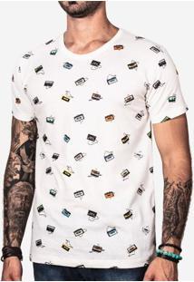 Camiseta Fita K7 101149