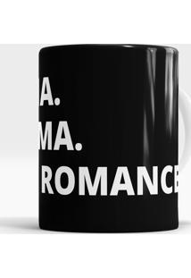 Caneca Leia Romances