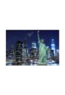 Painel Adesivo De Parede - New York - 332Pn-G