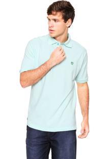 Camisa Polo Mr Kitsch Mk0001 Verde