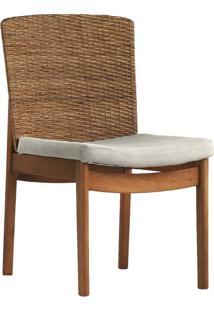 Cadeira Sofia Em Madeira Design By Daniela Ferro