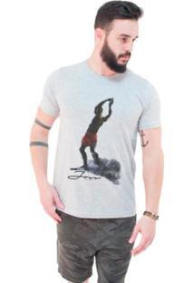 Camiseta Joss Premium Pe Na Onda - Masculino