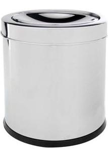 Lixeira Brinox Decorline Com Tampa Basculante 6840945 - 5,4 L
