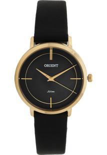 Relógio Orient Fgsc0011-P1Px Dourado/Preto