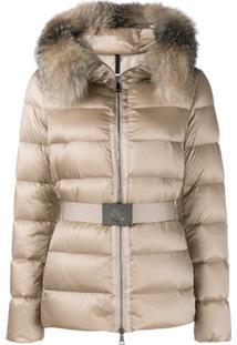 Moncler 'Tatie' Padded Jacket - Neutro