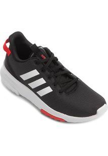 Tênis Adidas Cf Racer Tr Masculino - Masculino-Preto