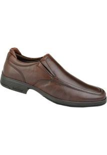 Sapato Social Pipper Masculino - Masculino-Marrom