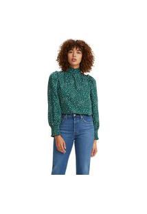 Blusa Levi'S Cordelia Verde