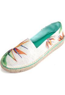 Alpargata Cupcakes Botânica Shoes Inbox - Feminino-Branco+Laranja
