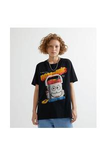 Blusa Alongada Em Algodão Com Estampa Toy Story Nostalgic