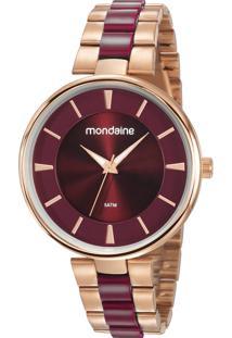 Relógio Mondaine Feminino 53774Lpmvrf3