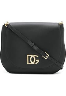 Dolce & Gabbana D&G Millennials Shoulder Bag - Preto