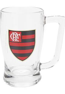 Caneca Flamengo Luva 340 Ml - Unissex