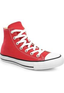+ info Tênis Cano Alto All Star Ct As Core Hi Vermelho Cru Preto -  Ct00040004 293d3f35fa965