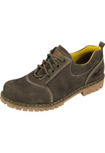 Sapato Beeton Walker403C Marrom