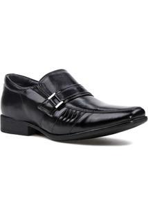 Sapato Casual - Masculino-Preto