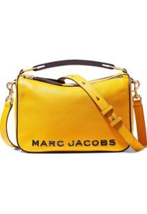 Marc Jacobs Bolsa The Box 23 - Amarelo