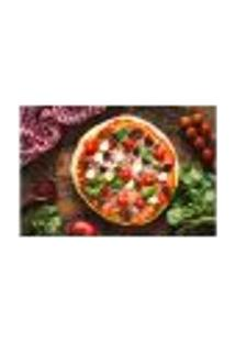 Painel Adesivo De Parede - Pizza - Pizzaria - 1231Pnm