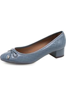 Sapatos Femininos Corello Scarpin Azul