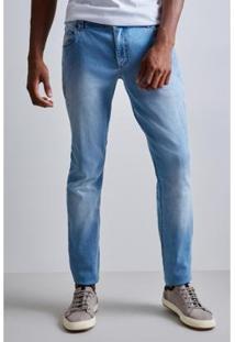 Calca Jeans Estique Se +5562 Rio Bonito Reserva - Masculino-Jeans