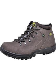 Bota Cr Shoes Adventure Capry Café