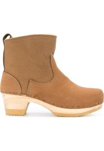 No.6 Ankle Boot - Marrom