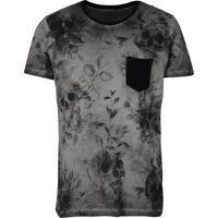 Camiseta Caveira Masculina Detrick 6b0ec2b9b6c