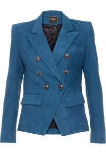 Blazer Feminino Verônica - Azul