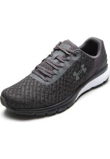 Tênis Under Armour Ua Charged Escape 2 Sa Preto