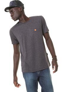 Camiseta ...Lost Patch Eclipse Cinza
