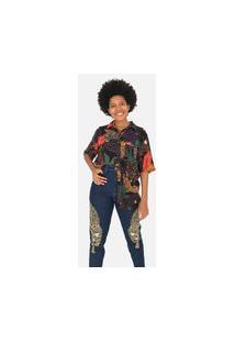 Calca Silk Onca Refarm Jeans