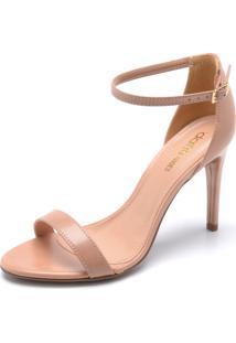 Sandália Dafiti Shoes Napa Nude