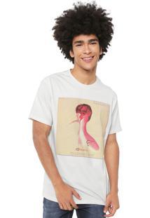 Camiseta Reserva Chameleon Off-White