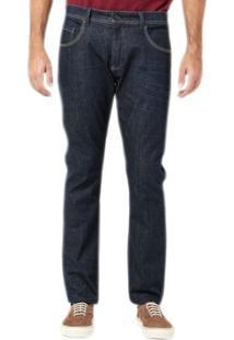 Calça Jeans Slim Resin Billabong Masculino - Masculino-Azul