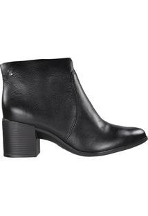 Bota Feminina Bottero Ankle Boot Preto - 34