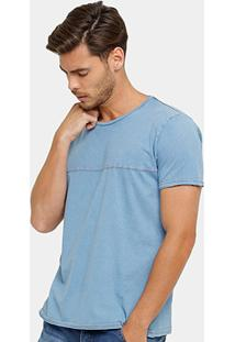 Camiseta Local Recorte Stone Masculina - Masculino