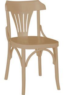 Cadeira De Jantar Opzione Marrom Claro